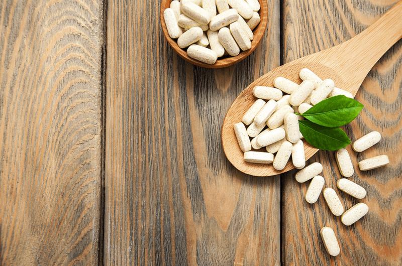 probiotic supplement capsules