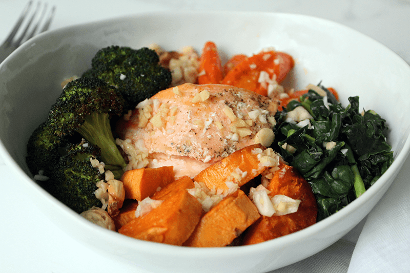 this recipe is full of macronutrient benefits