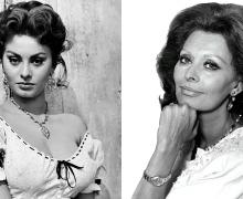 Sophia Loren is beautiful at every age