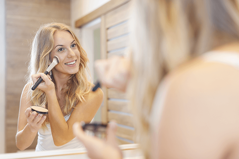 look younger with these makeup tips