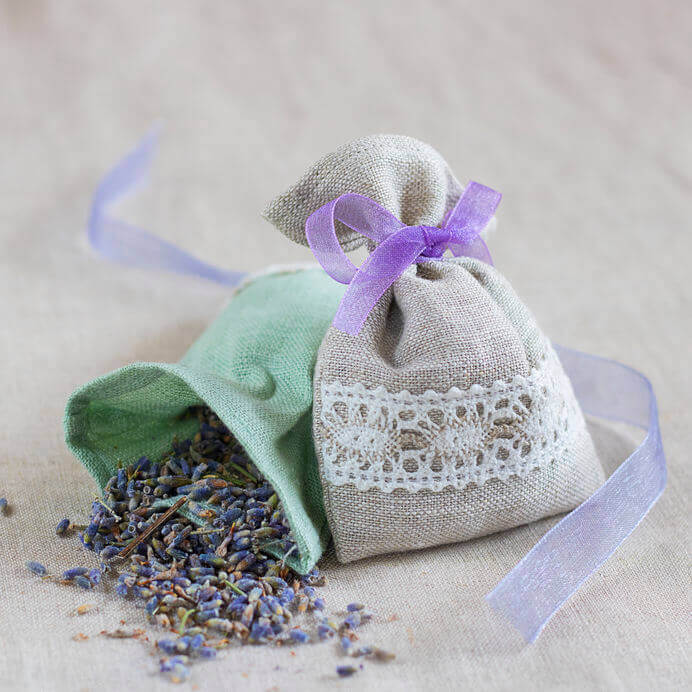 lavender sachets | City Beauty