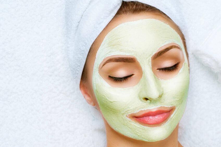 avocado honey facial   City Beauty