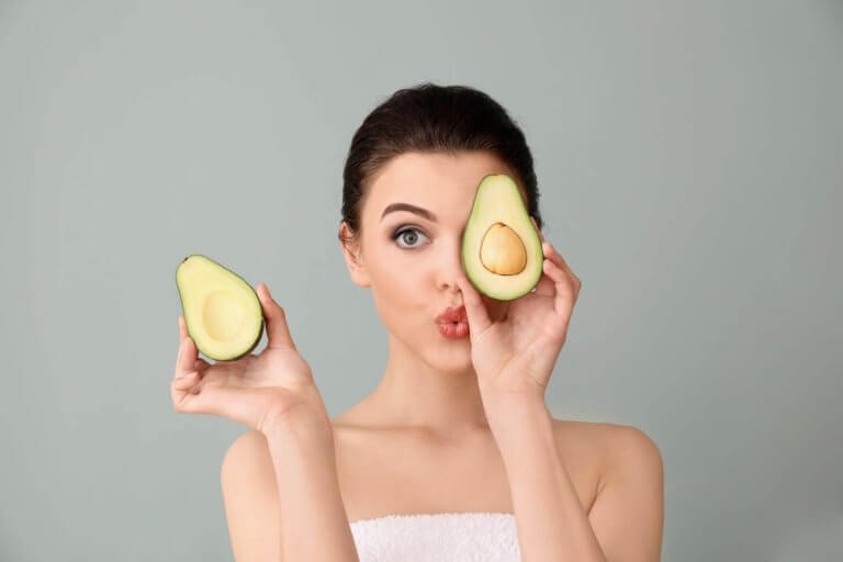 avocado face mask | City Beauty