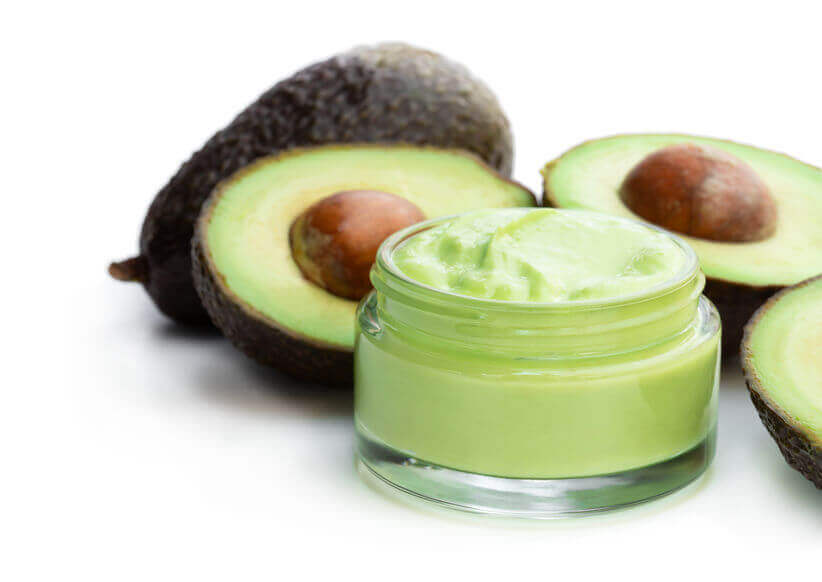 diy avocado cream | City Beauty