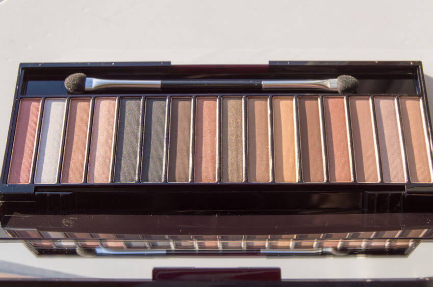 neutral eye shadow | City Beauty