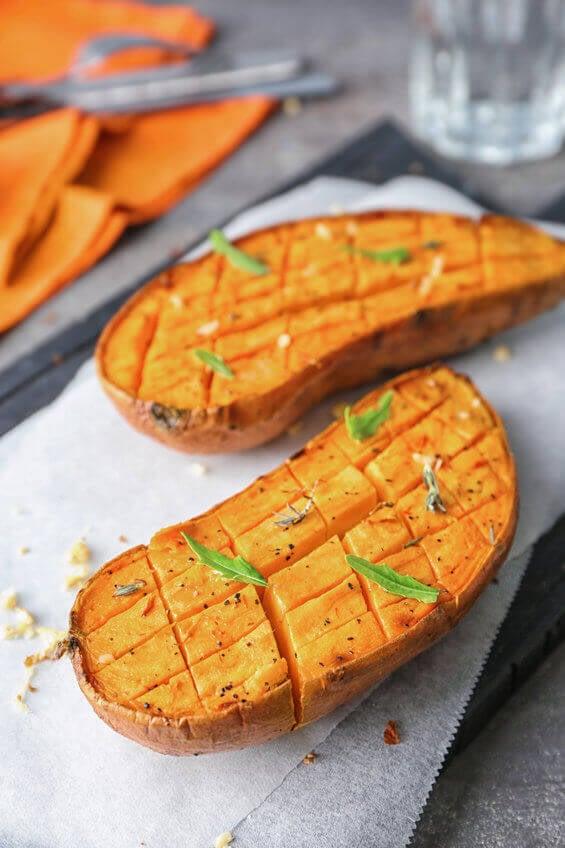 good foods for skin
